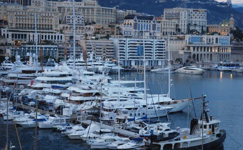 Monte Carlo, Monaco stockfotografie