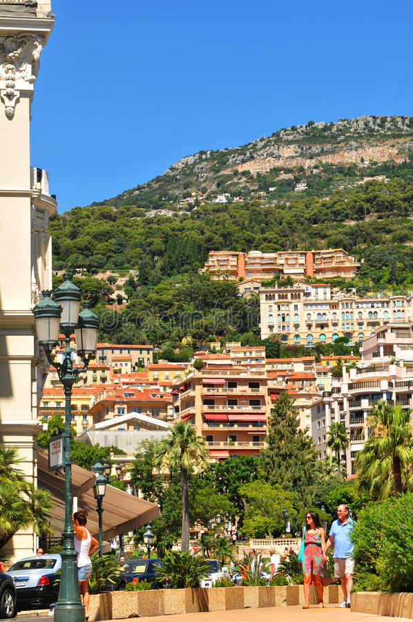 Download Monte Carlo editorial stock photo. Image of buildings - 33601108