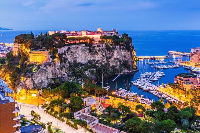 Monte Carlo, Monaco stock afbeelding
