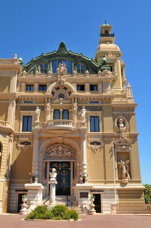 Monte Carlo Opera stock photos