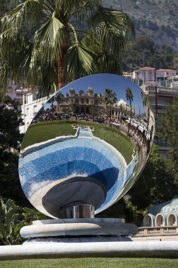 Download Monte Carlo - Sky Mirror - Monaco Editorial Photo - Image: 26636031