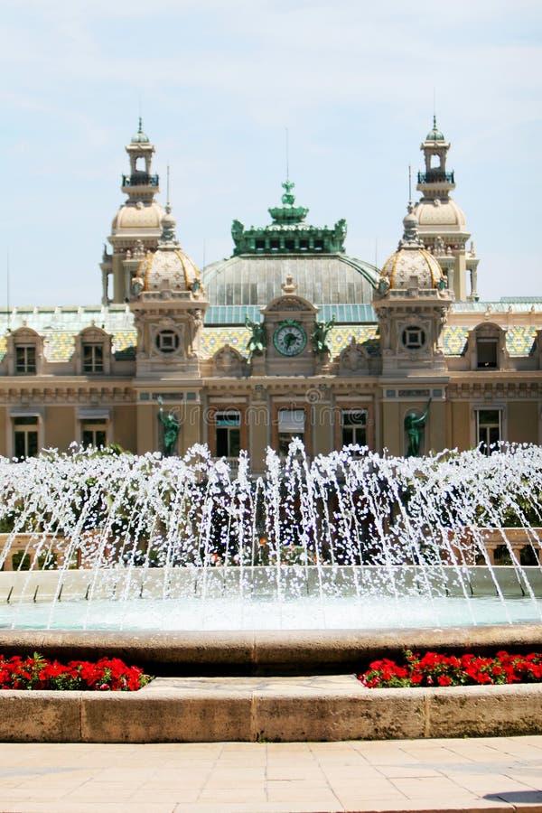 Monte - casino de Carlo fotos de stock