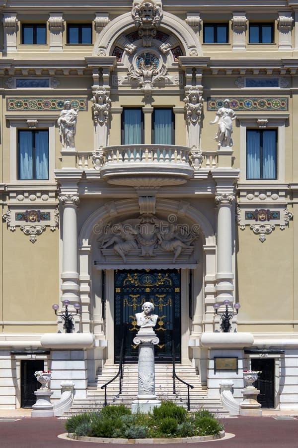 Download Monte - Casino De Carlo - Monaco Foto de Stock Editorial - Imagem de casino, tourism: 26523373
