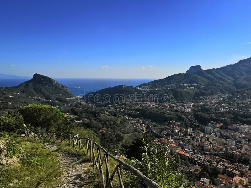 Monte Castello стоковая фотография rf