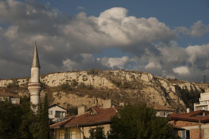 Monte de Balchik fotografia de stock royalty free