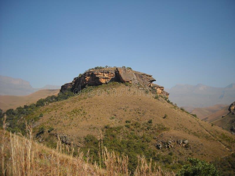 Monte de Koppie foto de stock