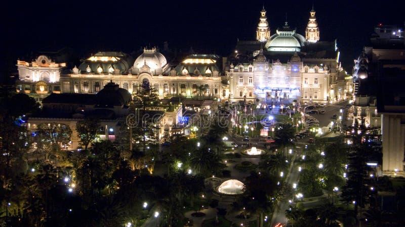 Monte do casino - Carlo fotografia de stock