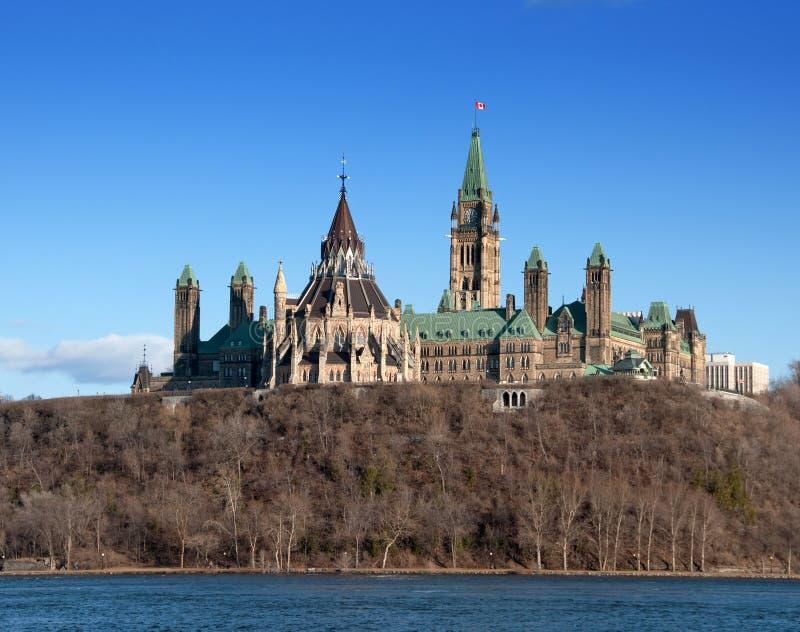 Monte do parlamento imagens de stock