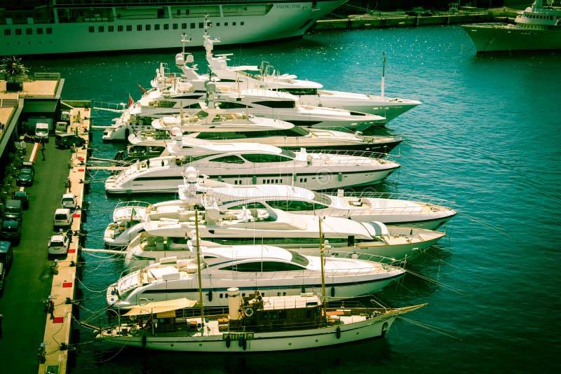 Monte do porto - Carlo imagem de stock royalty free