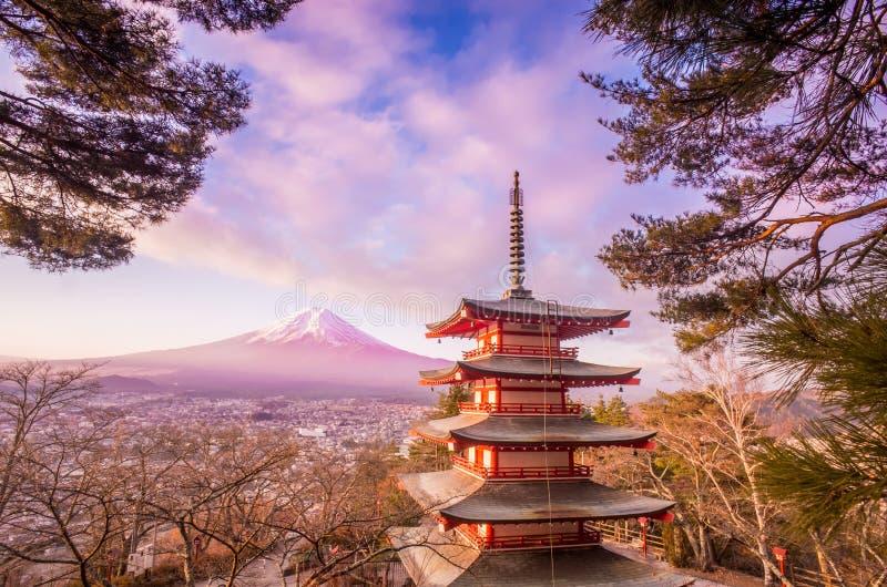Monte Fuji foto de stock royalty free