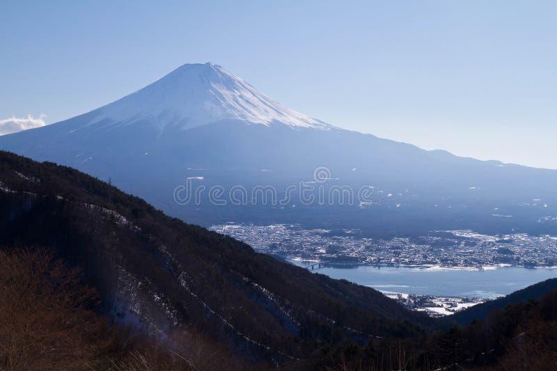 Download Monte Fuji foto de stock. Imagem de céu, montagem, reflexão - 29840490