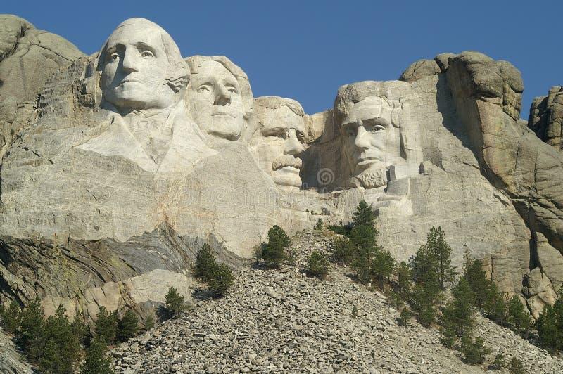 Monte Rushmore foto de archivo libre de regalías
