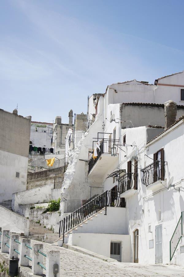 Download Monte Sant'Angelo stock foto. Afbeelding bestaande uit detail - 54092058