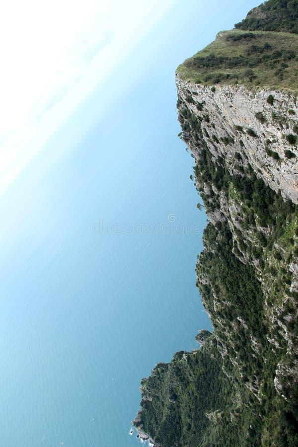 Monte Solaro стоковые фото