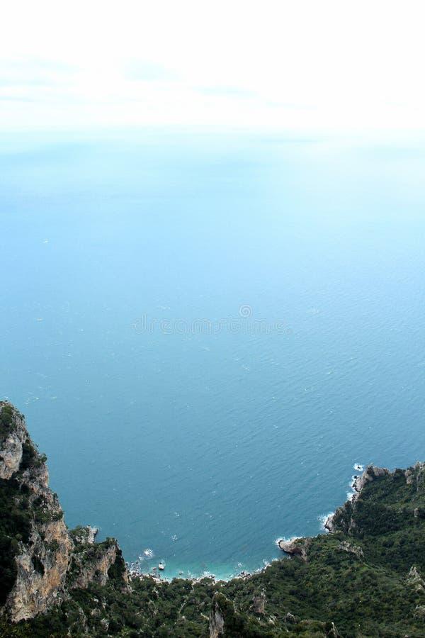 Monte Solaro стоковые изображения rf