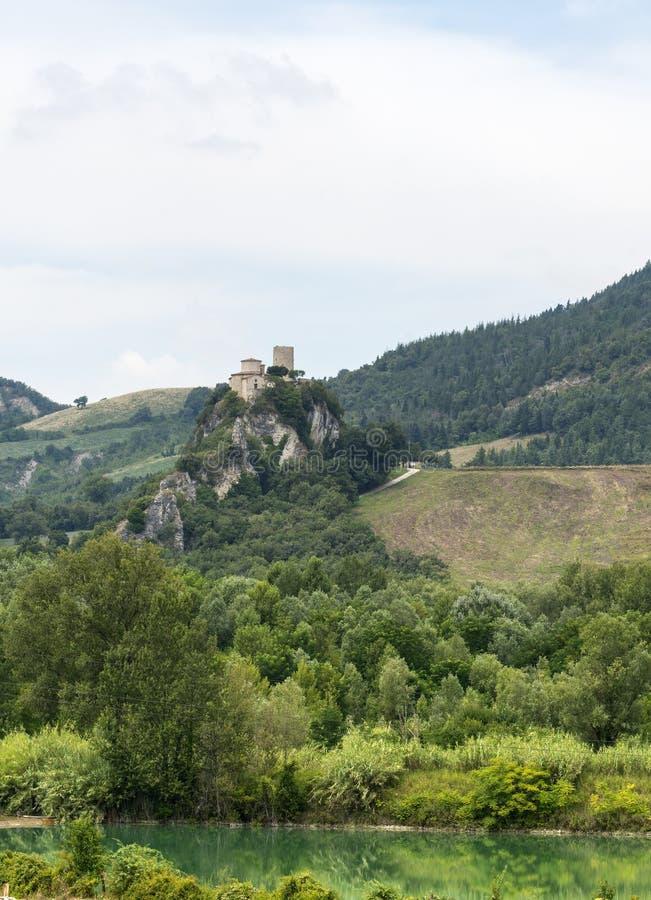 Montefeltro (marsze, Włochy) zdjęcia royalty free