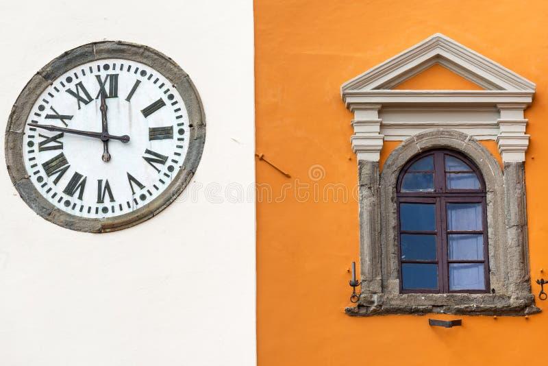 Montefiascone Viterbo, Włochy (,) fotografia royalty free