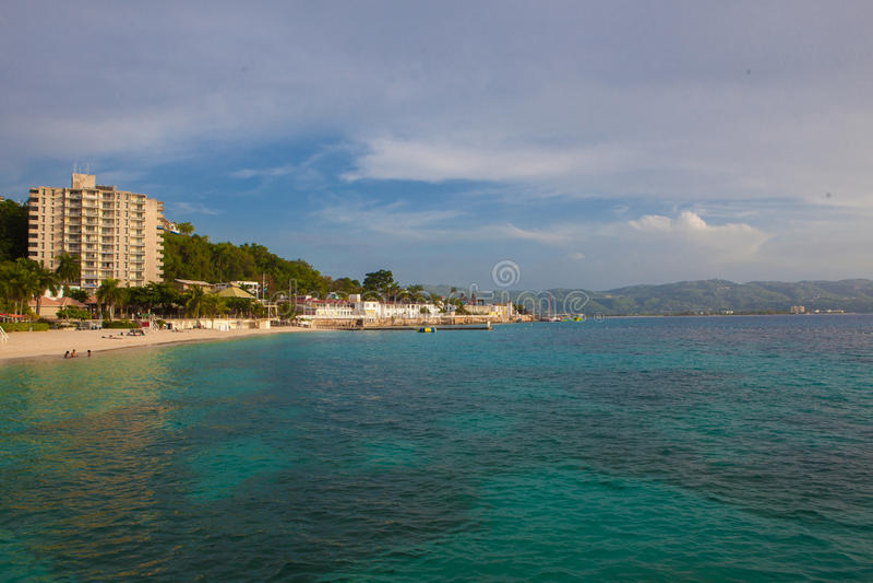 Montego Bay fotografia de stock royalty free