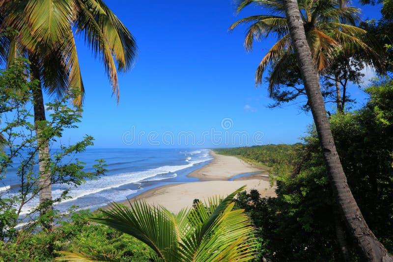 Montelimar-Strand lizenzfreie stockbilder