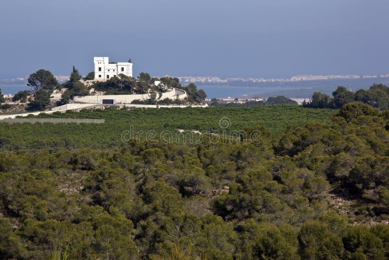 Download Montemar Castle - Costa Blanca - Spain Stock Photo - Image: 19717714