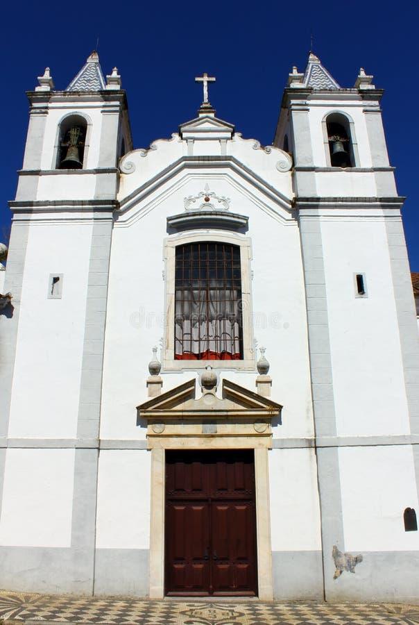 Montemor o Novo kościół, Alentejo, Portugalia obrazy royalty free
