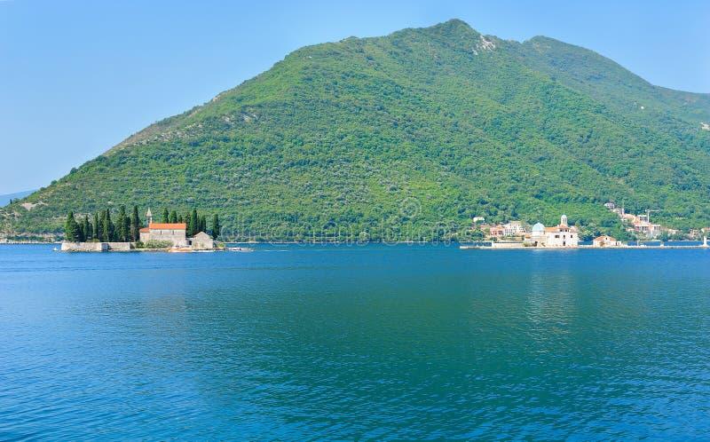 Download Montenegrin Town Perast Stock Image - Image: 21016981