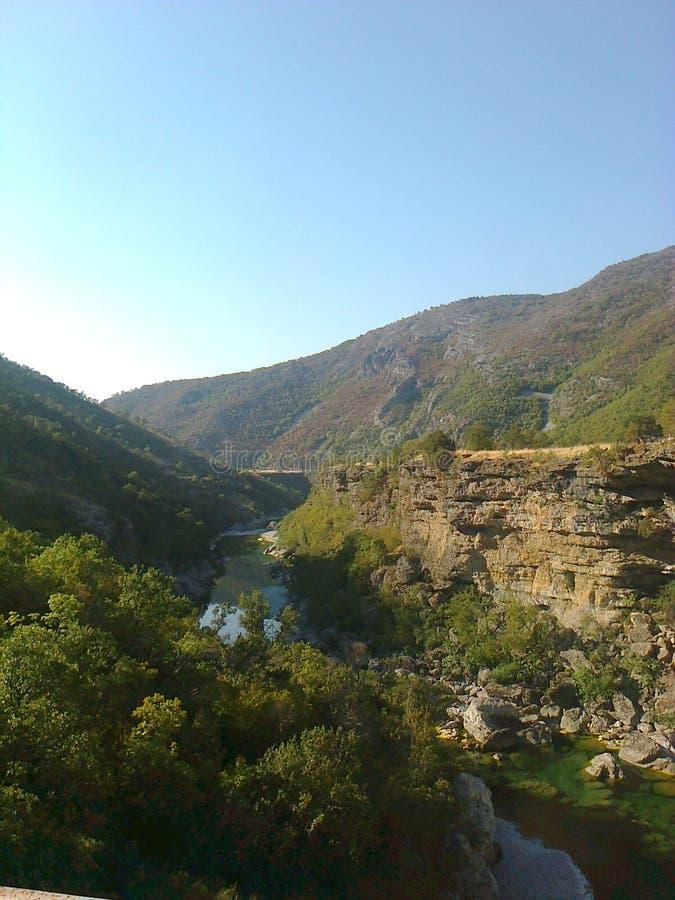 montenegro lizenzfreie stockfotos