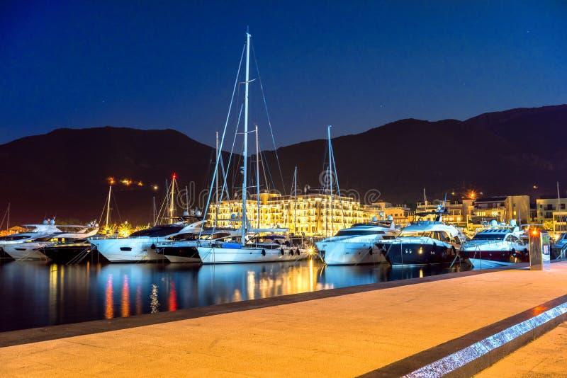 montenegro fotografia stock