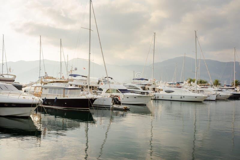 montenegro immagine stock