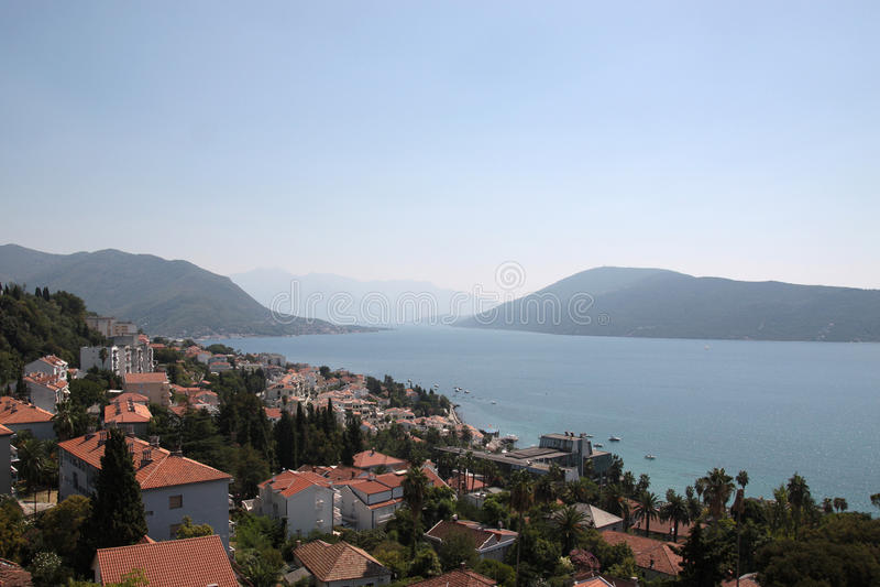 montenegro photo stock