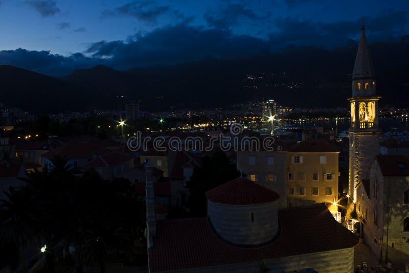 montenegro stock afbeelding