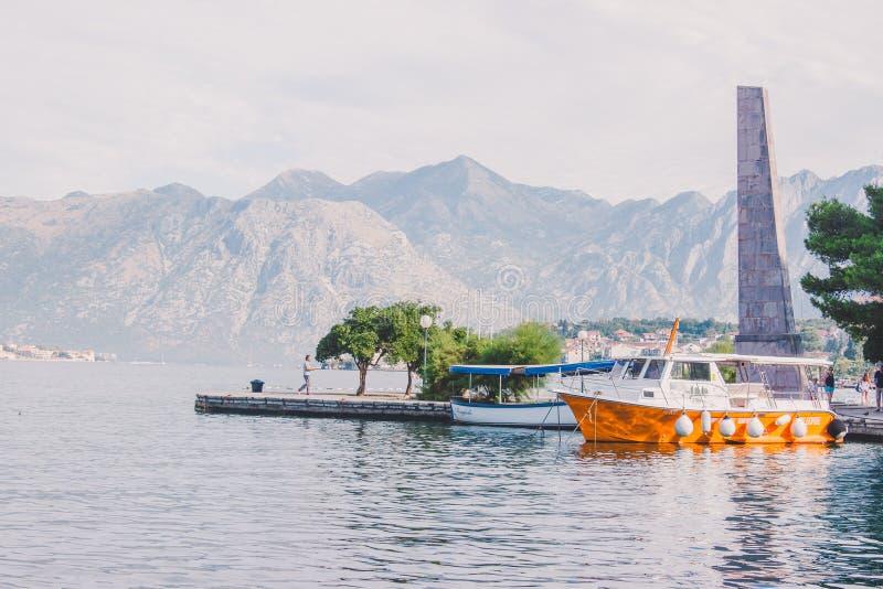 Montenegro obraz stock