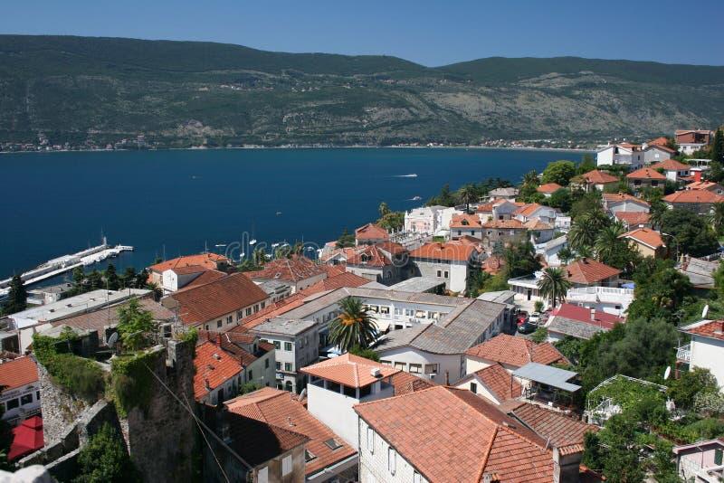 Montenegro, kotor stock foto's