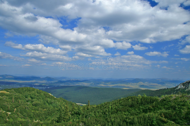 Download Montenegro. National Park Durmitor Royalty Free Stock Images - Image: 7302169