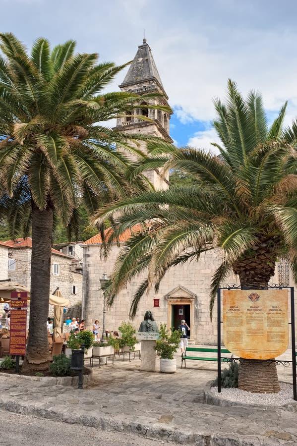 Saint Nikola Church royalty free stock photo
