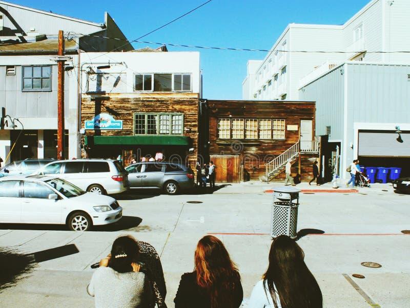 Monterey, Ca obraz stock