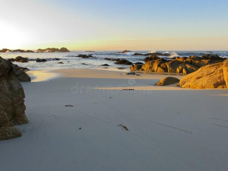 Monterey, California royalty free stock photo