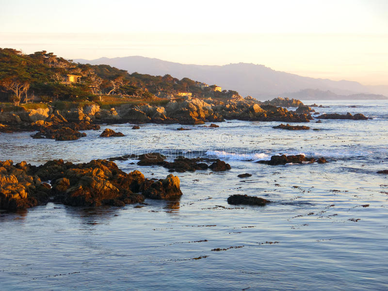 Monterey, California royalty free stock photography
