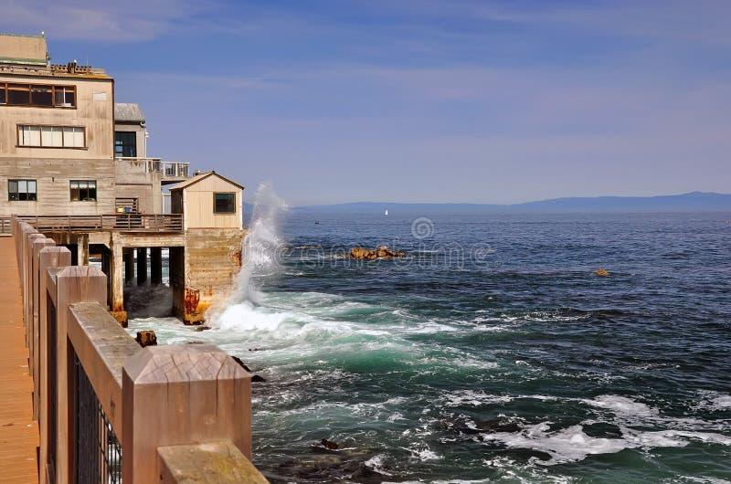 Monterey, Kalifornien lizenzfreie stockfotos