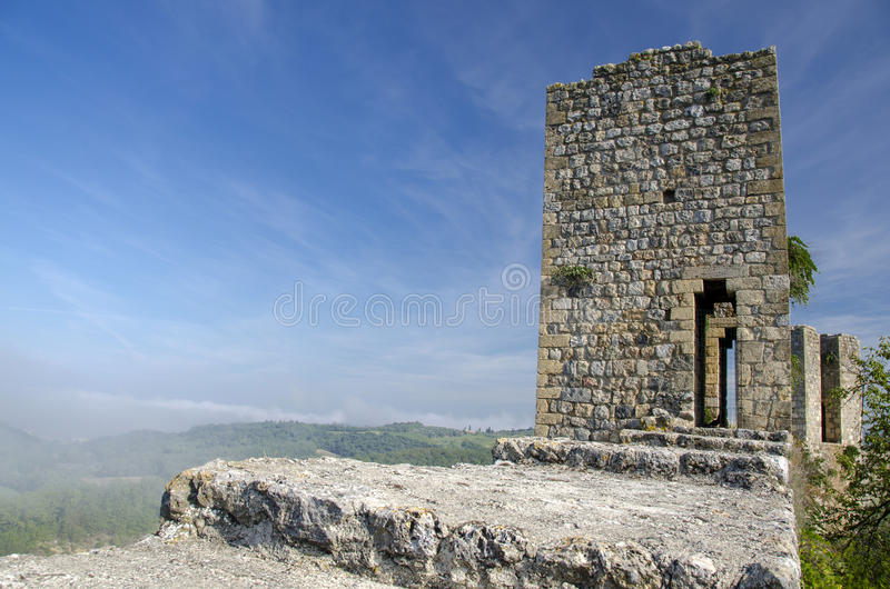 Download Monteriggioni - Italy stock image. Image of landscape - 29397803
