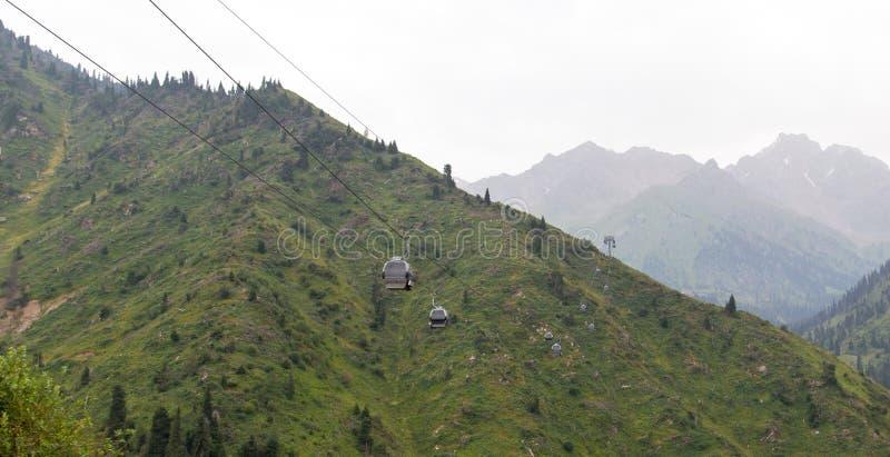 Download Montering Kasakhstan Chimbulak Fotografering för Bildbyråer - Bild av kazakhstan, högland: 106831527