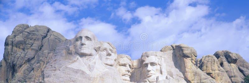 Montering Rushmore royaltyfri foto