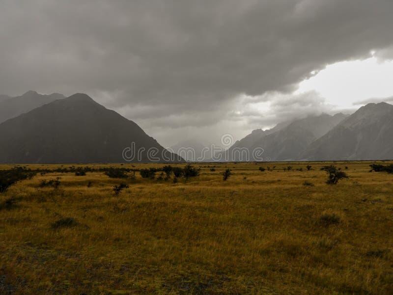 Monteringskocken National Park är en verklig ädelsten arkivbilder