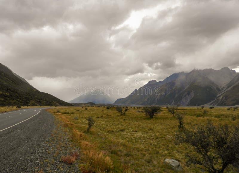 Monteringskocken National Park är en verklig ädelsten arkivbild
