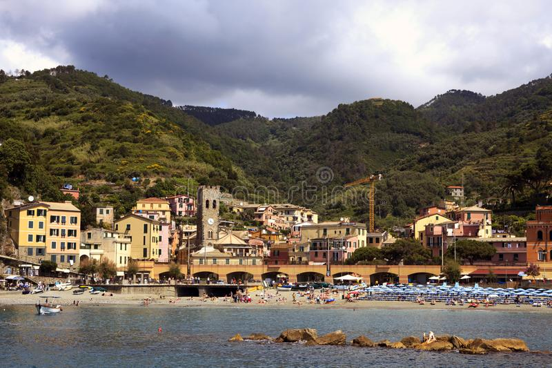 Monterosso royaltyfria foton