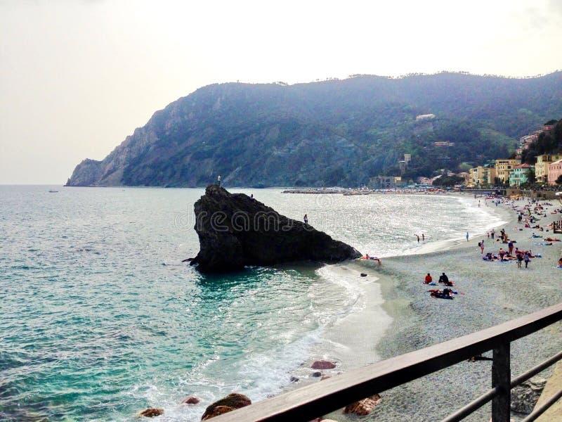 Monterosso, 5 photos stock