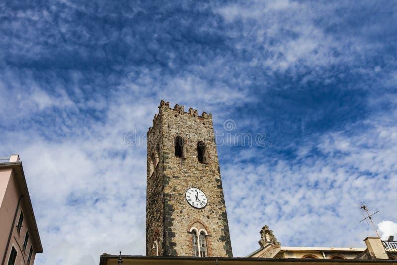 Monterosso-Al Stute stockbilder