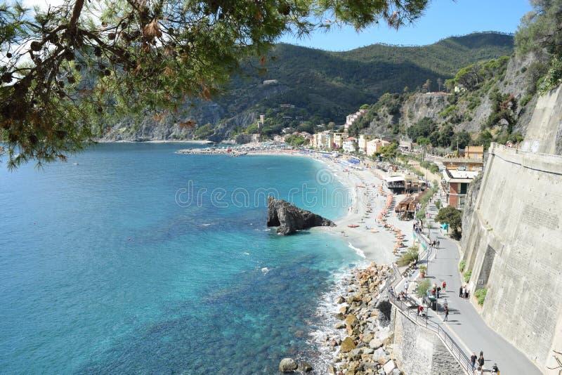 Monterosso-Al Stute - ein Schatz lizenzfreies stockbild
