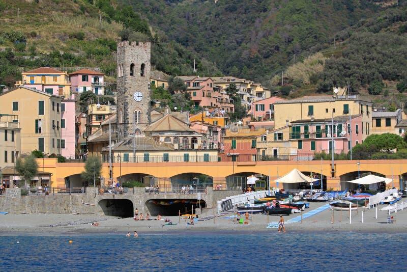 Monterosso alsto royaltyfri foto