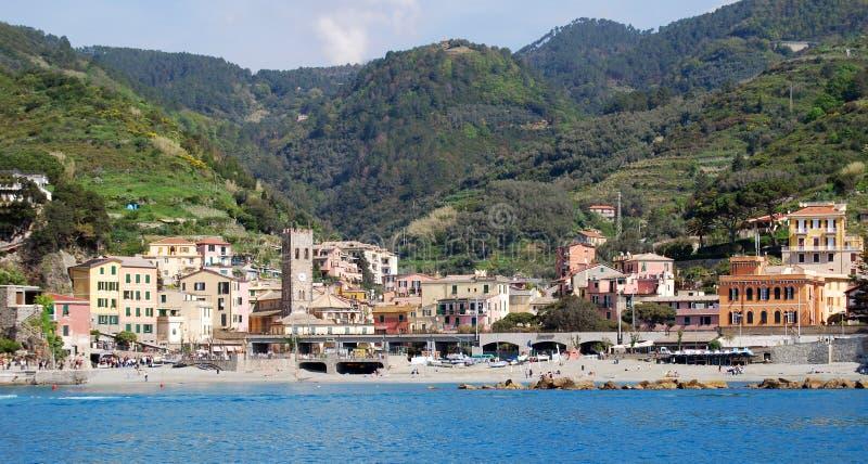 Monterosso-Cinque Terre imagen de archivo